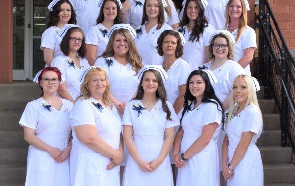 CCCTC Graduates 83rd Practical Nursing Class