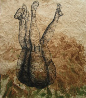 Mixed Media 48 x 60 inches Retail: $3,400.00 Starting Bid: $1,700 - Click to Purchase Tickets