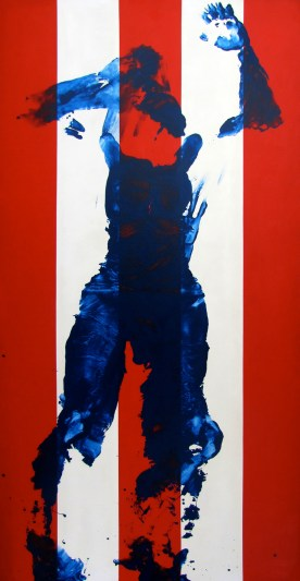 Oil on Canvas 36 x 86 inches Retail: $1,700.00 Starting Bid: $850.00 - Click to Purchase Tickets