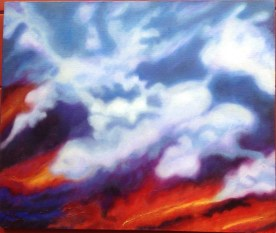 Oil on Canvas 24 x 20 inches Retail: $600.00 Starting Bid: $450.00 - Click to Purchase Tickets