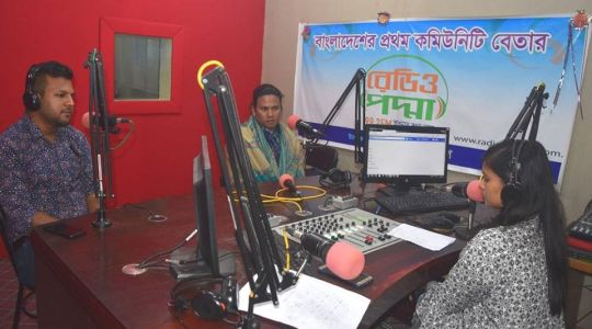 """Live Talk Show on Rights of Transgender People"" has been broadcasted successfully"