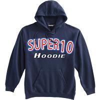 701 Pennant Super 10 Hoodie Sweatshirt
