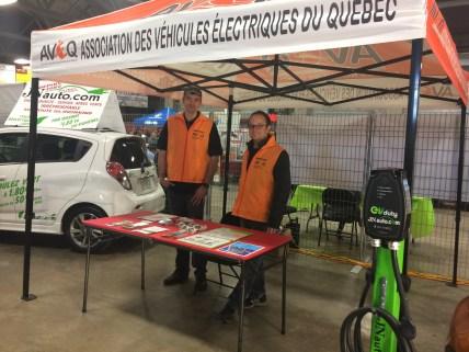 Association des véhicules électriques du Québec
