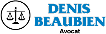 Denis Beaubien Avocat Logo