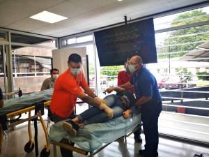 El Hospital de Simulación de U Santa Paula puso en marcha el Programa de Paciente Estandarizado.