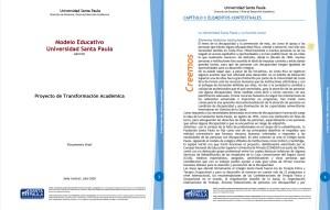 Actualización del Modelo Educativo en U Santa Paula: una oportunidad para la transformación académica y el aprendizaje con visión de futuro.