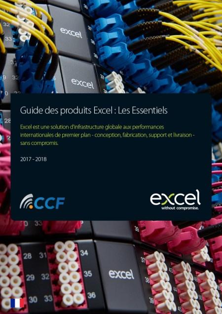 Guides des produits Excel