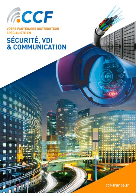 Plaquette 2019 CCF Sécurité, VDI et Communication