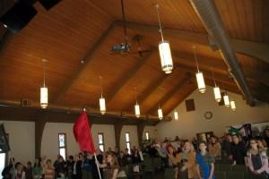 Worship Service at CCF