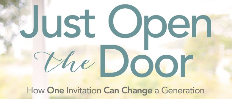 Just Open the Door (ladies event)