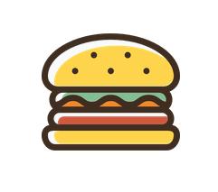 icône burger