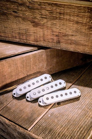 Lollar 7 String Replacement Single Coil Pickup for Strat