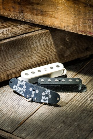 Lollar Blackface Replacement Pickup Set for Strat