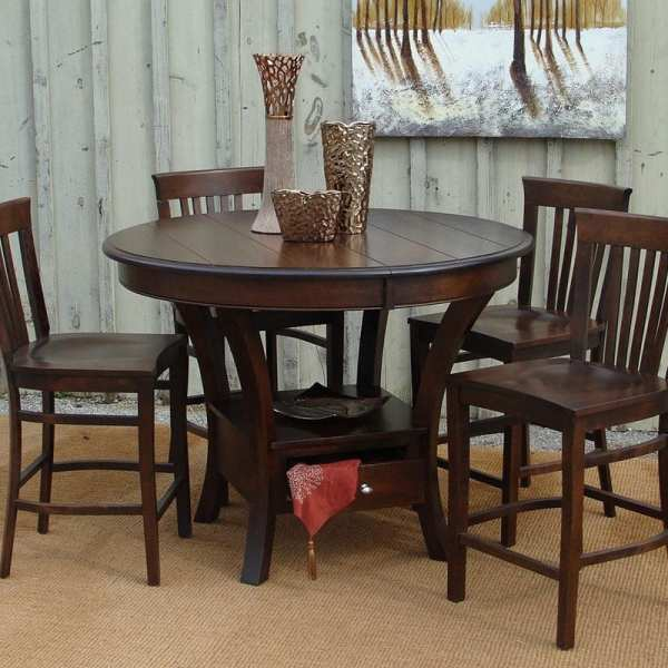 Ensenada Table with Athena Chairs