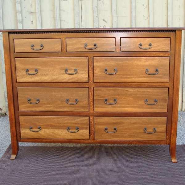 Carlisle Shaker High Dresser