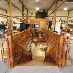 Country Charm Showroom Top Floor