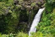 Waterfall at Garden of Eden