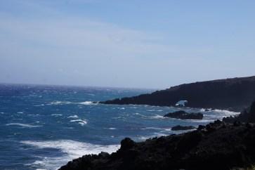 Pokowai sea arch - Nuu Bay