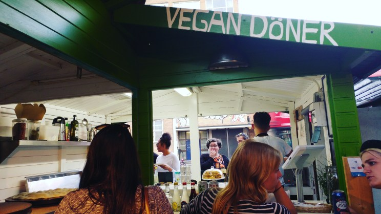 Urban Food Fest What to eat 4 vegen doner