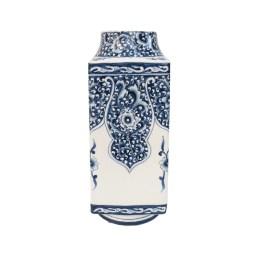 Blue & White Tea Jar
