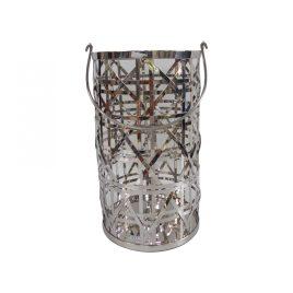 Woven Metal Lantern (large)