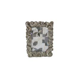 Silver Nautilus Frame