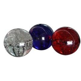 Glass Ball Paper Weight