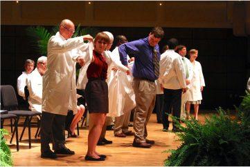 White Coat Ceremony