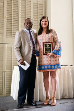 The Peter Bryce Award in Psychiatry went to Mary Katherine Leonard Thrower, MD.
