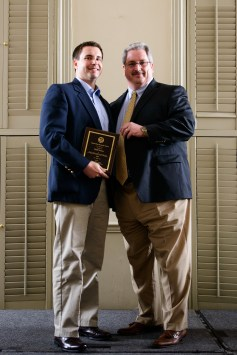 Benjamin Todd Raines, MD, received the Student Research Award.
