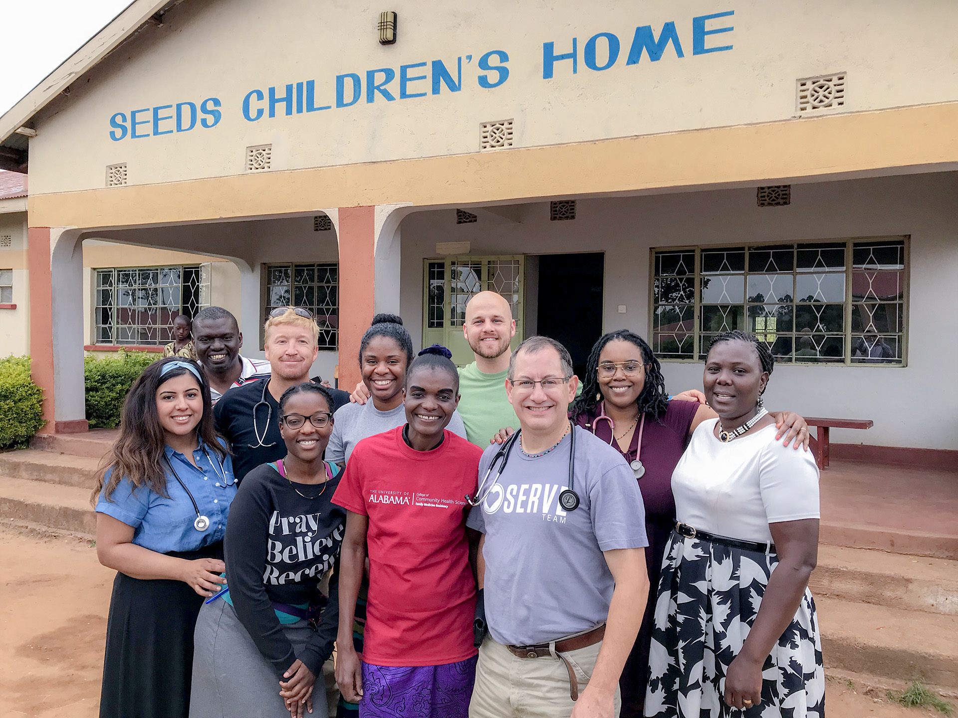 UMC Doctors in Kenya
