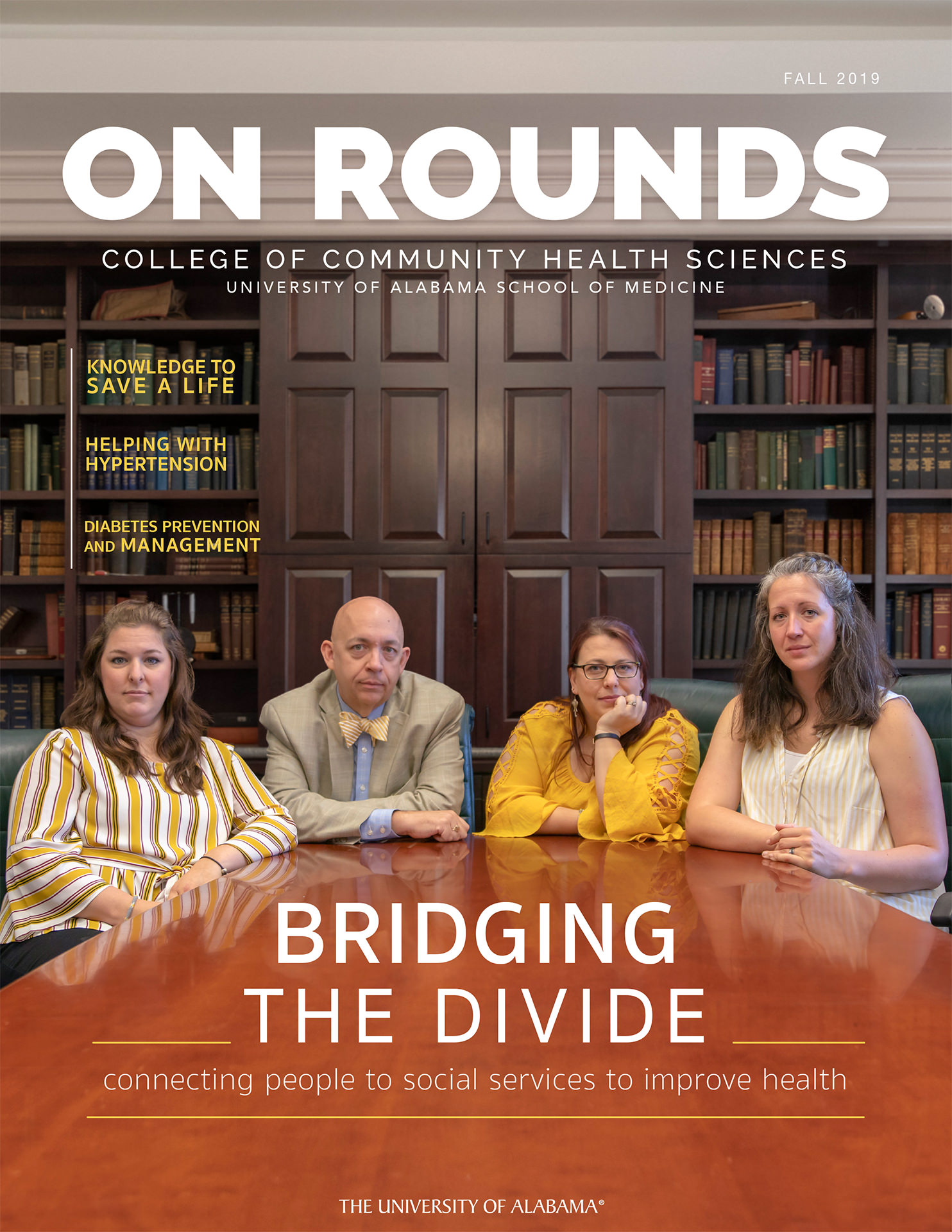 On Rounds Cover - Fall 2019