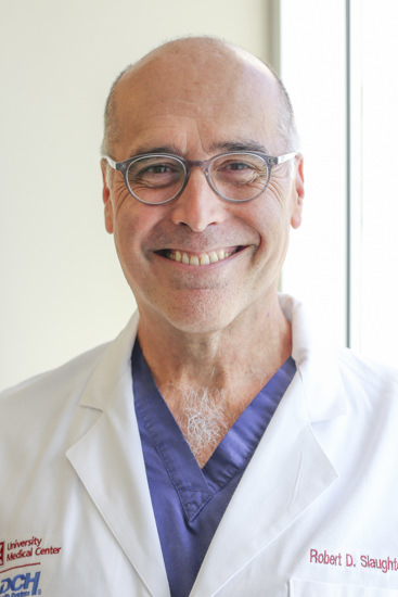 Robert Slaughter, MD