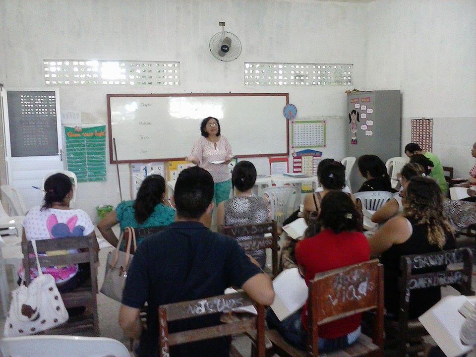 Training Youth to Run Discipleship Programs