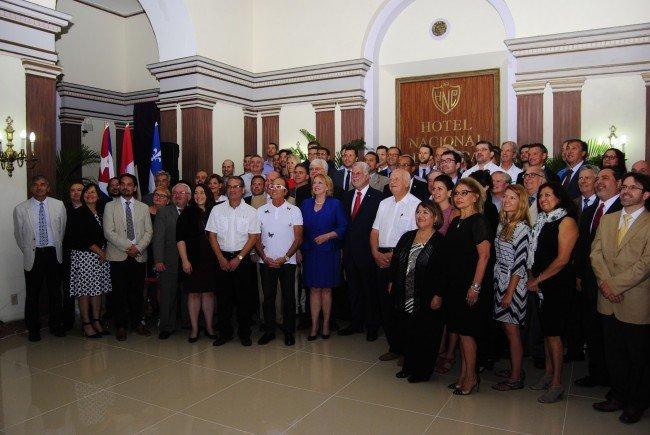 2016-09-12 Mission commerciale du Québec à Cuba