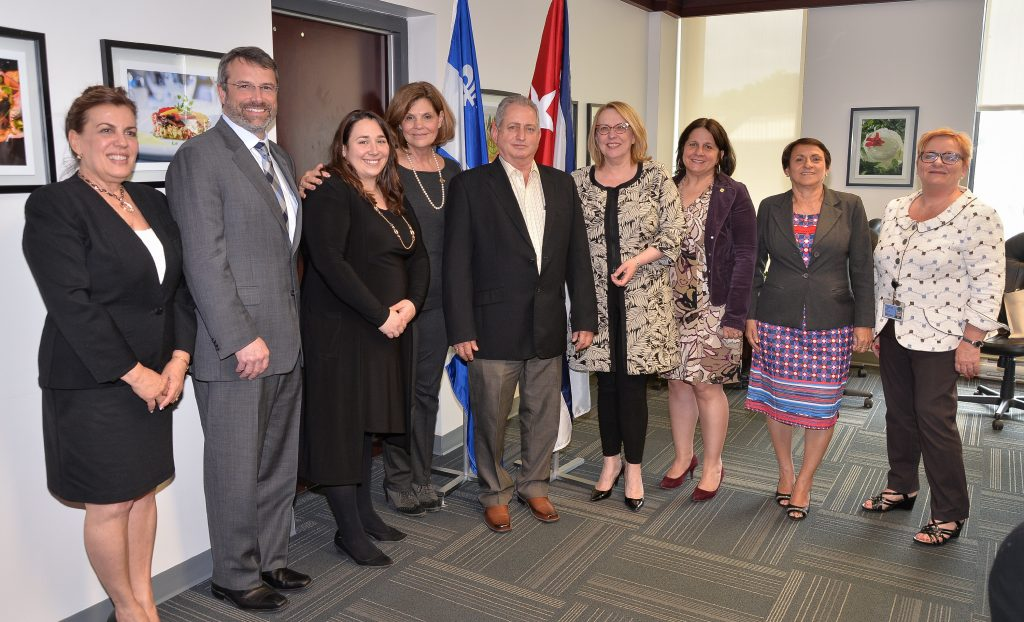 An international cooperation project that mobilizes Quebec and Cuba
