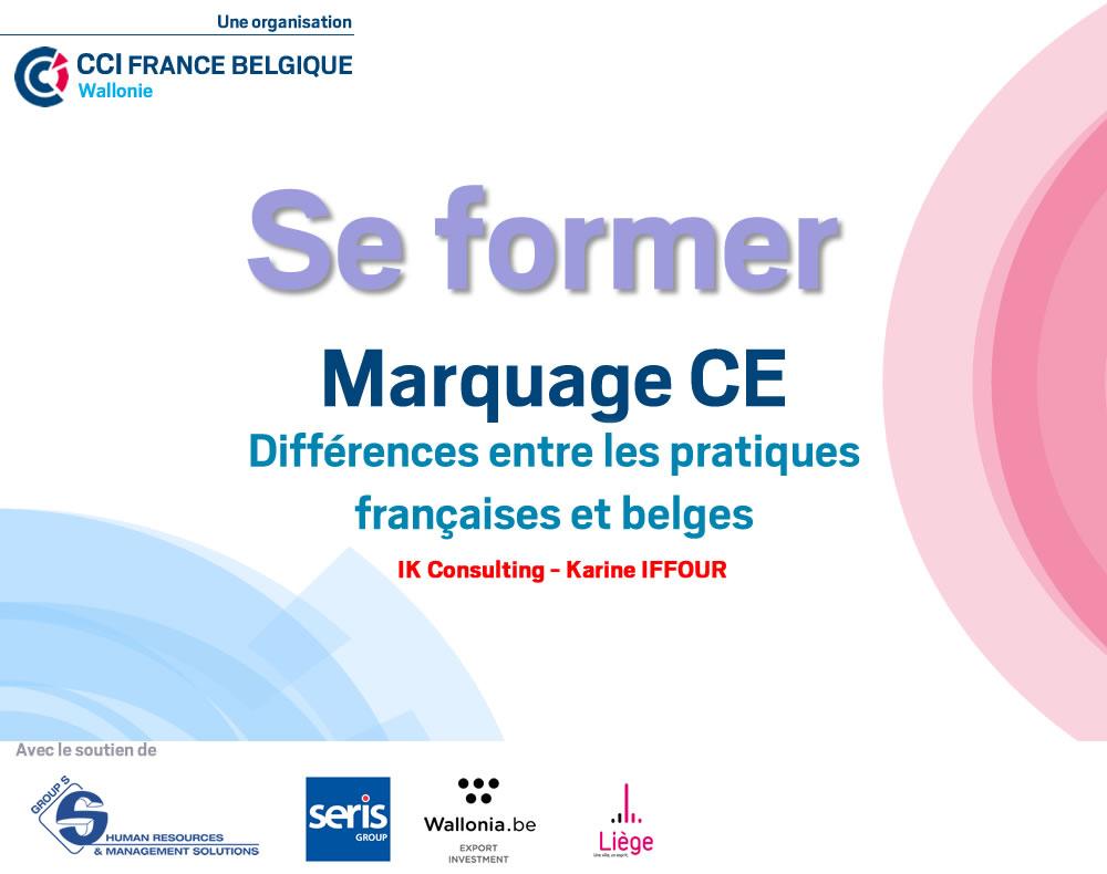 CCI FRANCE BELGIQUE - Wallonie