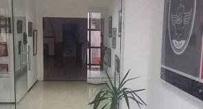 Interior- Centro Comercial Rocha