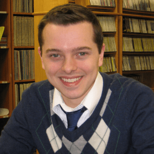 Brandon Hollingsworth, News Director WUOT