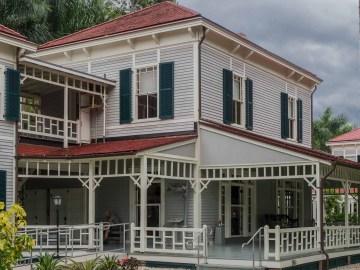 Edison's Winter Home