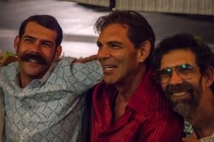 Groom Alex, Phil, Richie