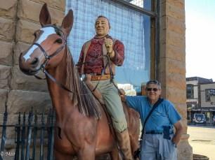 John Wayne & Colin