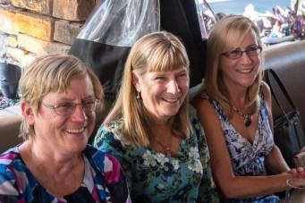 Maggie & sisters Jane & Kathy
