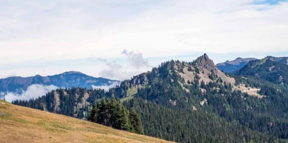Hurricane Ridge Rim Trail