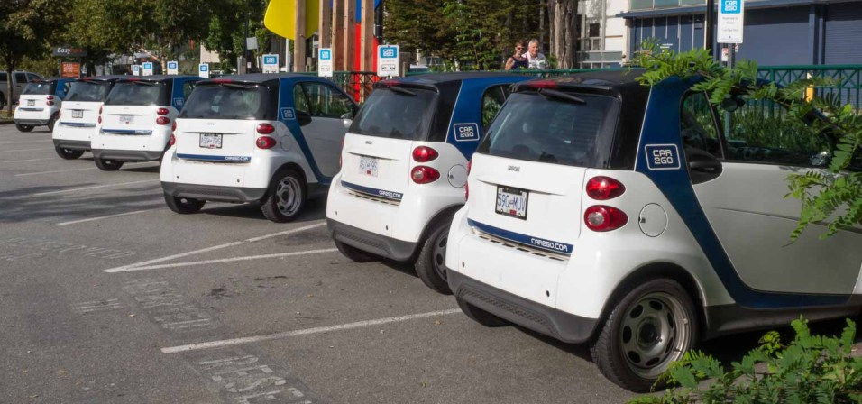 Smart cars to go