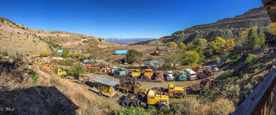 Symphony of trucks