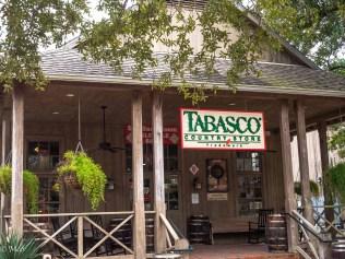 Tabasco Factory Store