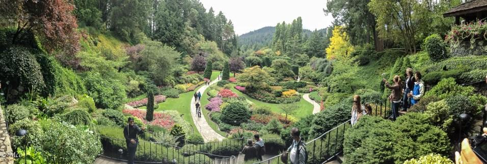 Butchart Gardens, nr Victoria BC