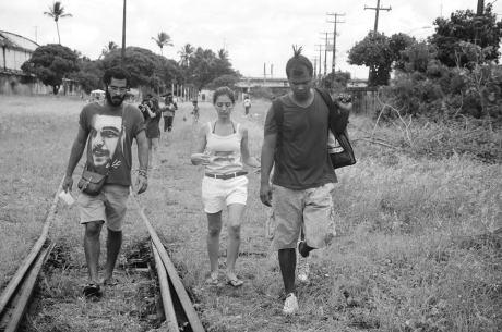 Vivência fotográfica no #ocupeestelita