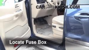 Interior Fuse Box Location: 19992003 Ford Windstar  2001
